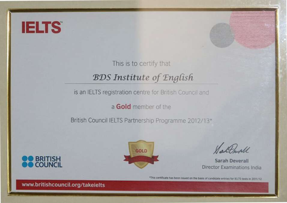 ielts registration fees british council pakistan Ielts is the most the world's popular english test for higher education and global migration.
