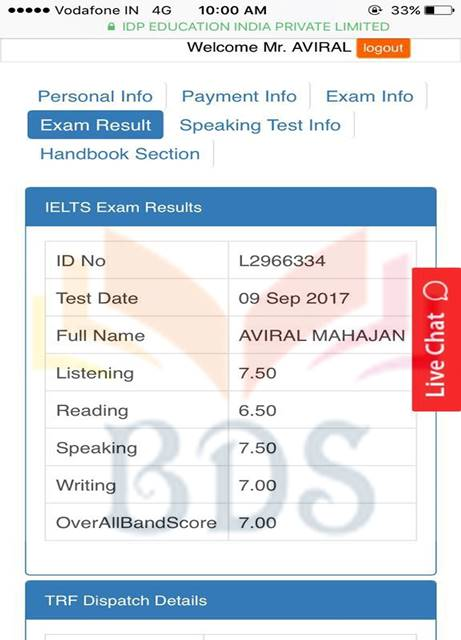 IELTS, PTE, OET & TOEFL Coaching Institute In Amritsar Punjab(Certificate 36)