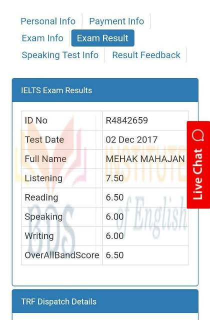 Top IELTS, PTE, OET & TOEFL Coaching Institute In Amritsar Punjab(Certificate 36)