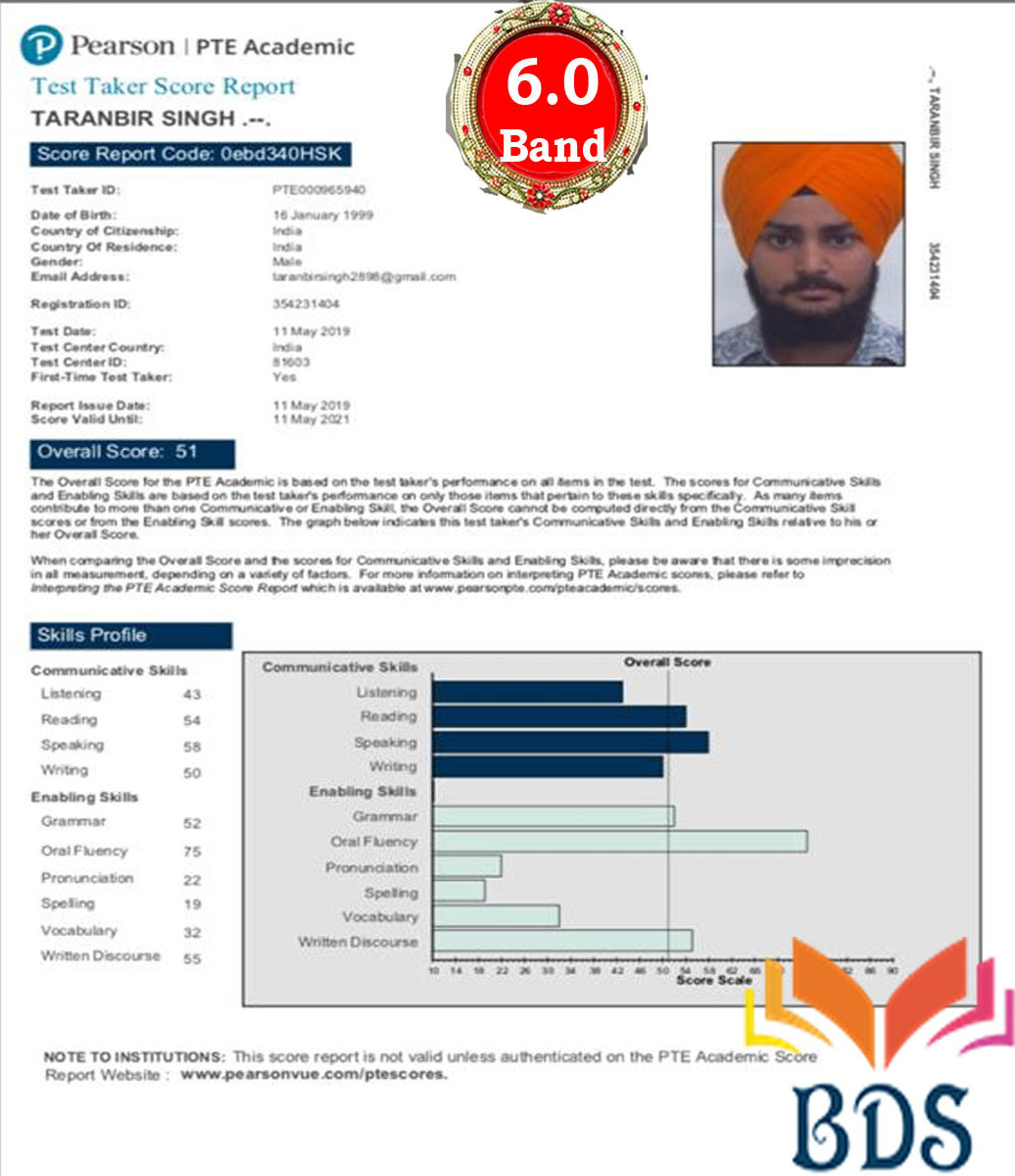 Best IELTS/ PTE/ TOEFL/ OET Coaching Centre In Amritsar (Guaranteed